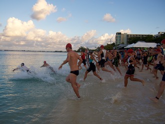 Triathlon Images to follow